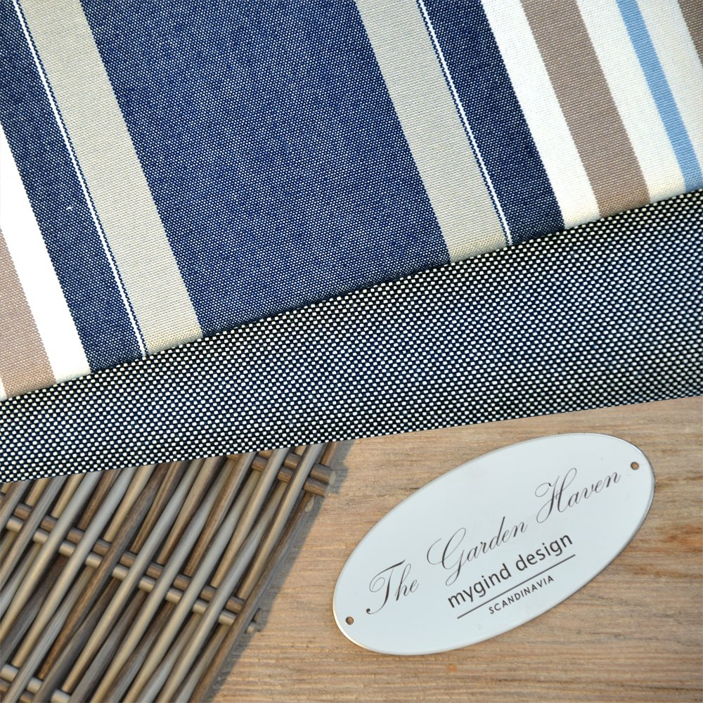Andalucia Blue Stripe